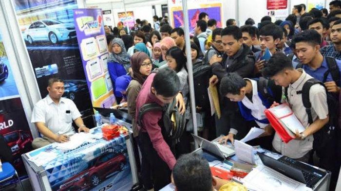 Corona Menyerang, Pengangguran Naik Tajam Mencapai 6,88 Juta Orang, Banten Terbanyak