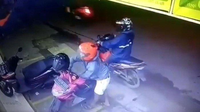 Duet Maut Pencuri Motor yang Beraksi Berkali-kali di Tangerang dan Tangsel Berakhir
