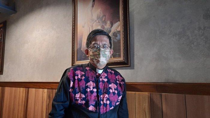 Jumat Agung di Gereja Bethel Indonesia Serang, Sebagian Jemaat Ikuti Ibadah Secara Live Streaming