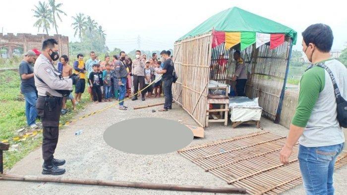 Polres Metro Tangerang Kota Tangkap Terduga Pembunuh Sadis Pemuda di Teluknaga, Siapa Dia?
