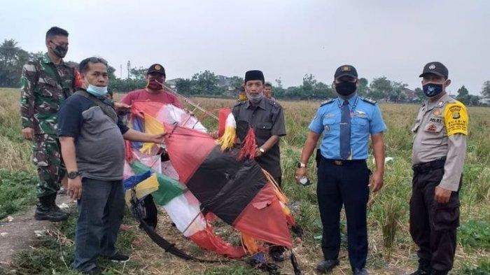 Warga Tiga Kecamatan di Kota Tangerang Dilarang Menerbangkan Layang-layang