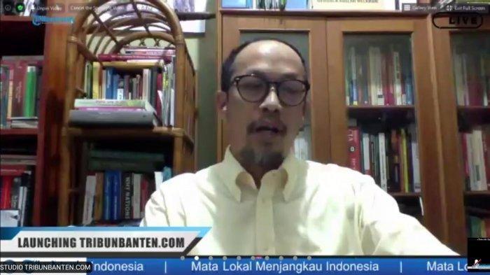 Pengamat Politik Untirta Leo Agustino Sambut Partai Ummat, Masyarakat Jadi Punya Banyak Pilihan