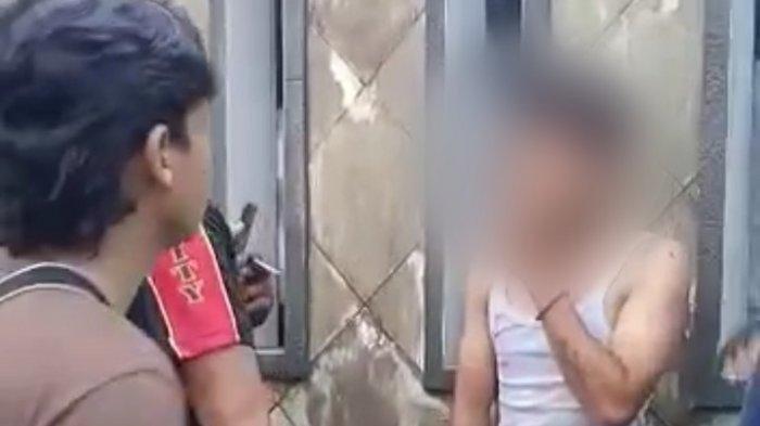 Beredar Video Pria Ditelanjangi dan Dihajar Massa di Tangsel, Berikut Fakta-Faktanya
