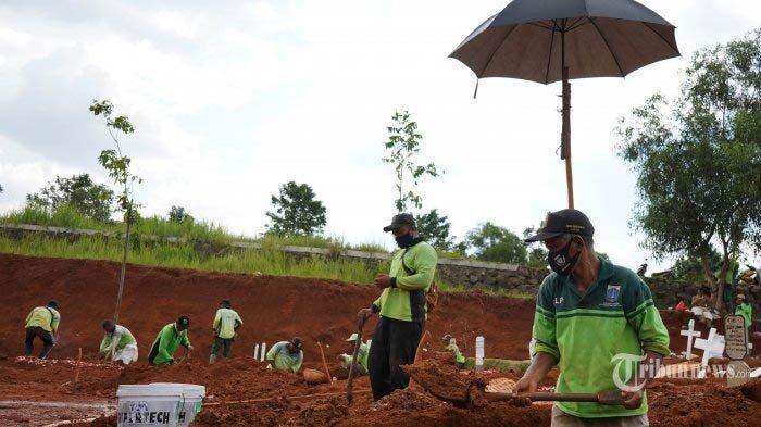 Terjadi Lonjakan Angka Kematian Covid-19 di Kabupaten Tangerang, Diduga Karena Libur Panjang