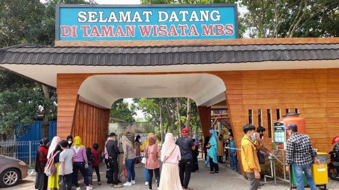 Taman Wisata MBS Kota Serang Buka Kembali, Pengelola: Harus Sama-sama Disiplin Protokol Kesehatan