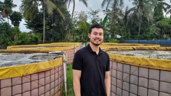 Kisah Micco, Lulusan Australia Jadi Pebisnis Ikan Nila dan Raup Omzet Rp 250 Juta Sekali Panen