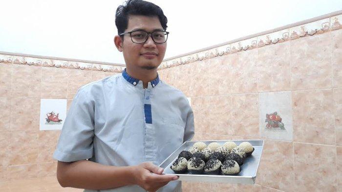 Onde-Onde Buatan Pengusaha Kuliner Asal Serang Ini Berbeda, Diisi Cokelat Greentea dan Keju