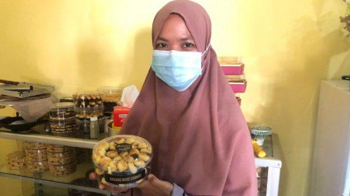 Bisnis Kue Kering ini Mulai Laris Manis Selama Ramadan, Omzetnya Mencapai Puluhan Juta