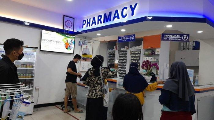 Apotek Kimia Farma Kota Serang Jual Obat Oseltamivir, Ini Syarat dan Ketentuan Pembelian
