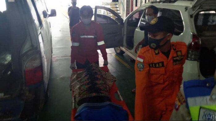 Seorang penumpang kapal ferry meninggal saat menyebrang dari Lampung menuju Merak