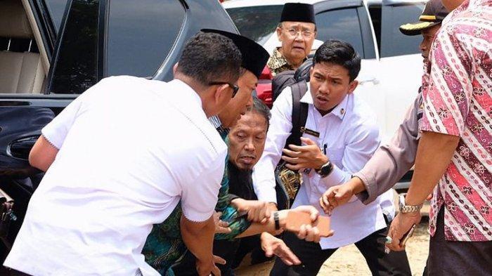 Penusuk Wiranto di Pandeglang Dituntut 16 Tahun Penjara, Ini Pembelaannya