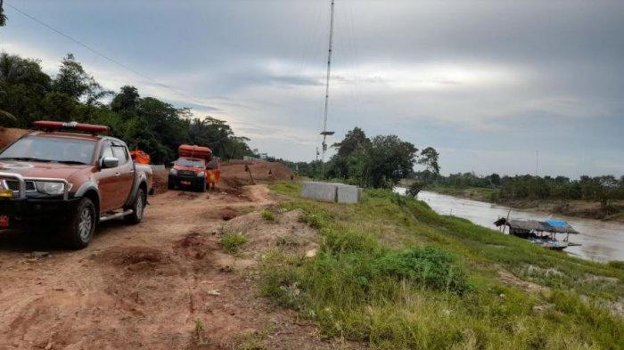 Hari Kedua Pencarian Korban Perahu Terbalik di Cikeusal Nihil, Dilanjut Besok