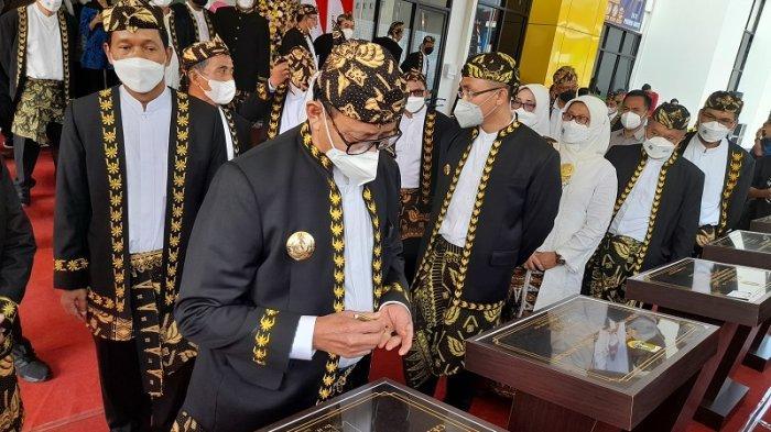 Momen HUT ke-21 Banten, Gubernur WH Resmikan 5 Gedung Baru OPD untuk Layani Masyarakat
