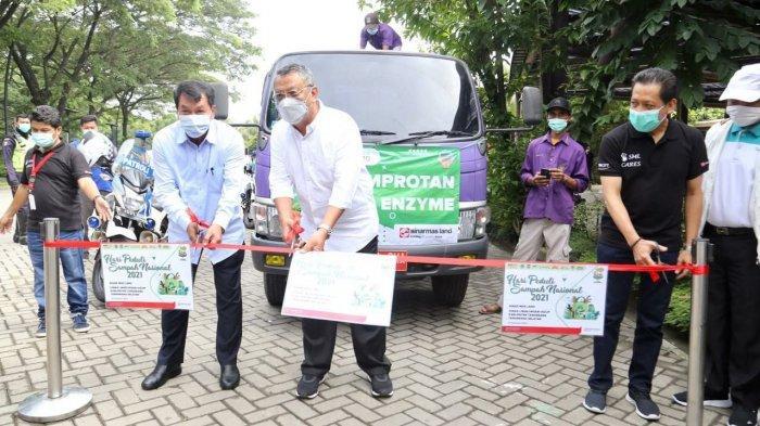 Peringatan HPSN 2021, Benyamin Davnie: Ekonomi Circular Jadi Kunci Pengelolaan Sampah Berkelanjutan
