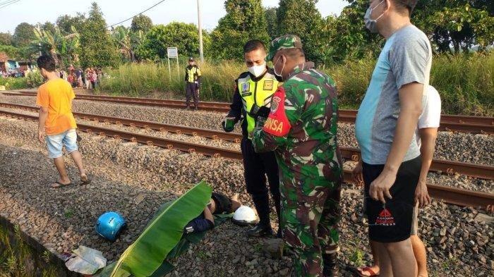 Waspada Perlintasan di Tangerang, Kerap Makan Korban Jiwa Terakhir Satu Keluarga Tewas Tersambar KA