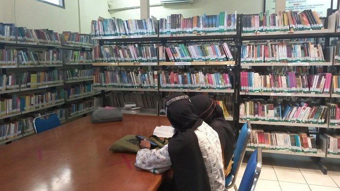 Koleksi 30 Ribu Eksemplar Buku, Perpustakaan Kota Cilegon Kembali Dibuka
