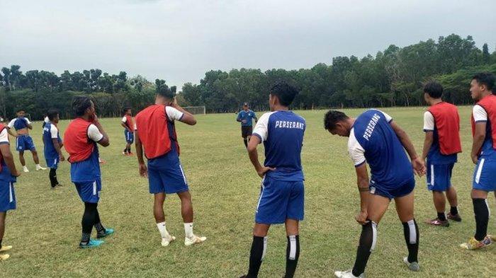Perserang Tidak Gentar Hadapi RANS Cilegon FC dan Dewa United yang Bertabur Bintang di Liga 2 2021