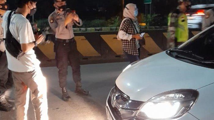 222 Mobil dan 8 Bus dari Jabodetabek Disuruh Putar Balik di Gerbang Tol Cikupa, Tak Punya SIKM