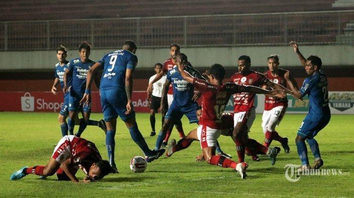Hasil Persib Vs Bali United Piala Menpora 2021, Maung Bandung Berbagi Skor dengan Serdadu Tridatu