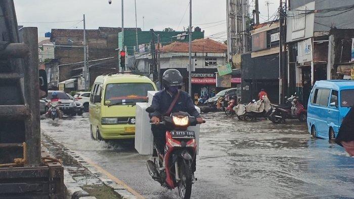Daftar Perumahan Elit dan Jalan Protokol di Kota Serang Terendam Banjir, 66 KK Terdampak Parah
