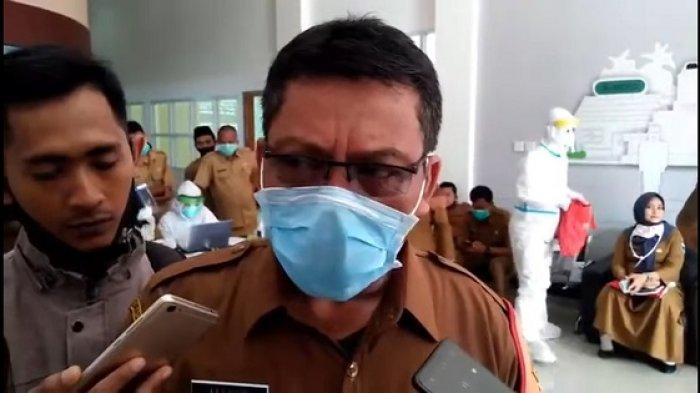Pery Hasanudin Resmi Jabat Plh Bupati Pandeglang Gantikan Irna-Tanto, Ini Rekam Jejaknya