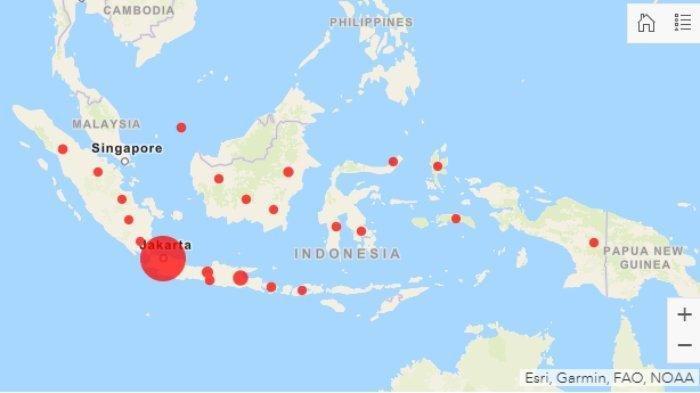 Daftar 22 RW di Kota Tangerang Zona Merah, Warga yang Keluar-Masuk Wajib Izin