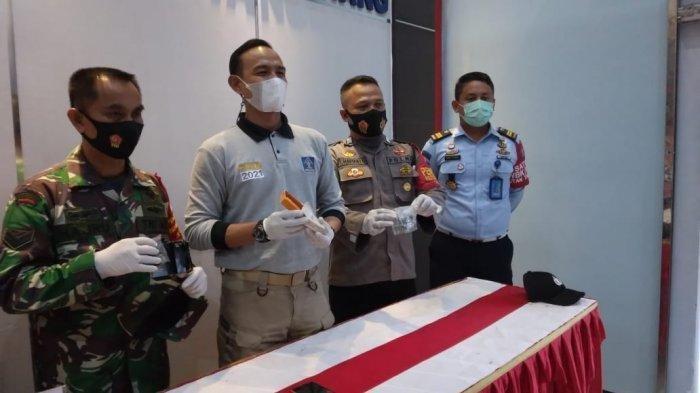 Sidak Tengah Malam, Petugas Temukan Ganja di Toilet Tahanan Rutan Klas 1 Tangerang