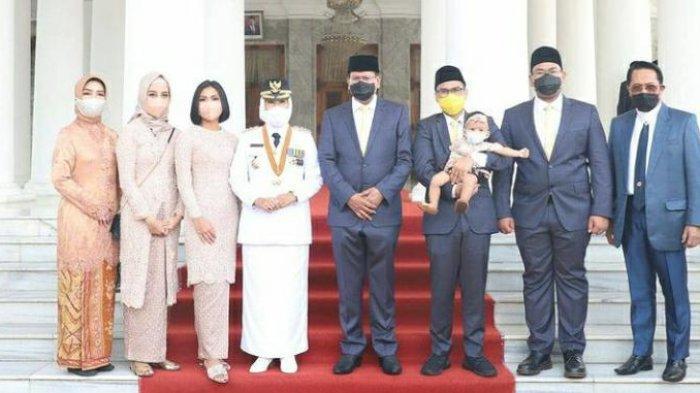 Pilar Saga Ichsan Beri Selamat untuk Pelantikan Bupati Serang, Warganet : Titip Tangsel Juga Ya Pak