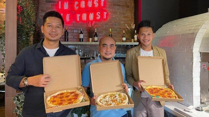 Kuliner Pizza di Tangerang, Sajikan Konsep Custom Pertama di Indonesia