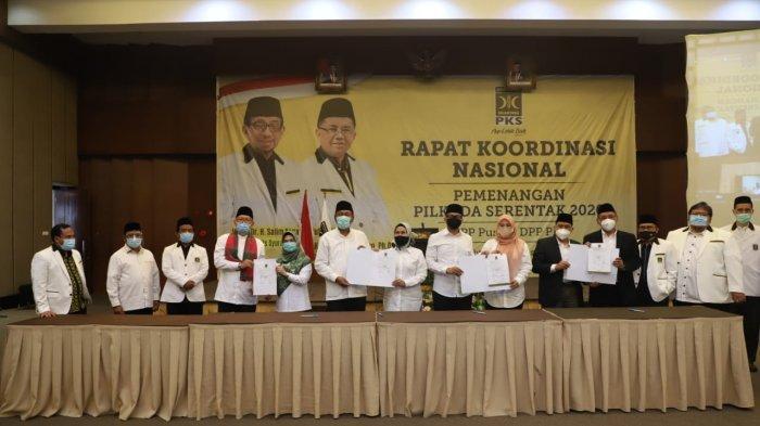 Tinggalkan Prabowo Subianto, PKS Pilih Anak Maruf Amin di Pilkada Tangsel