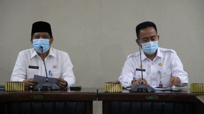Jumat, Pelantikan Bupati-Wabup Serang Ratu Tatu-Pandji Tirtayasa Digelar di Pendopo Gubernur Banten