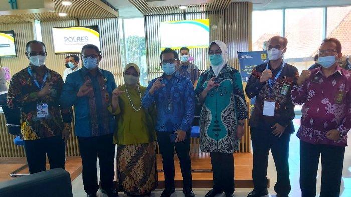 PT PLN (Persero) Unit Pelaksana Pelayanan Pelanggan (UP3) Serpong hadir di Mal Pelayanan Publik (MPP) Kota Tangerang Selatan (Tangsel).