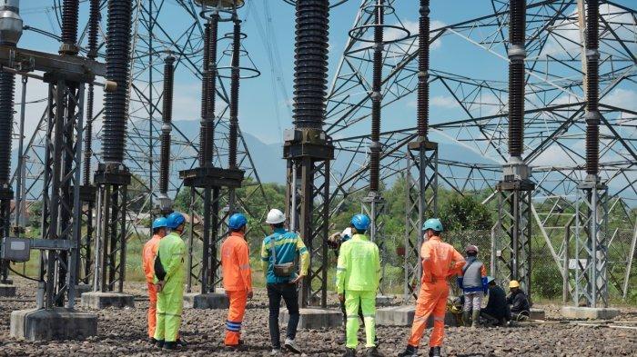 Proyek Tegangan Ekstra Tinggi PLN Senilai Rp 262 Miliar Selesai, Listrik di Jawa Semakin Andal