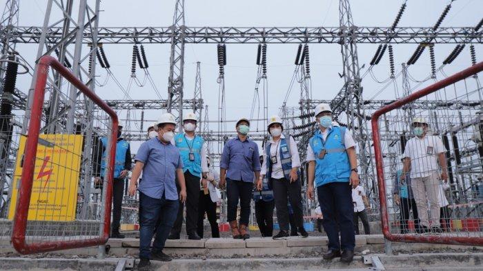 PLN Gerak Cepat Membangun Gardu Induk GMS di Ciruas Kabupaten Serang, Selesai dalam 304 Hari