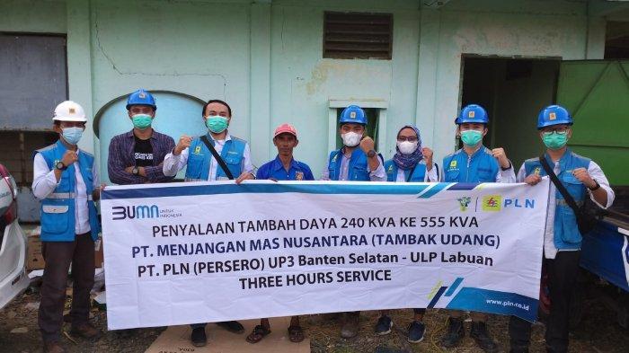 PLN UID Banten Berikan Layanan Beres Sapoe untuk Mendongkrak Ekonomi Banten di Masa Pandemi Covid-19