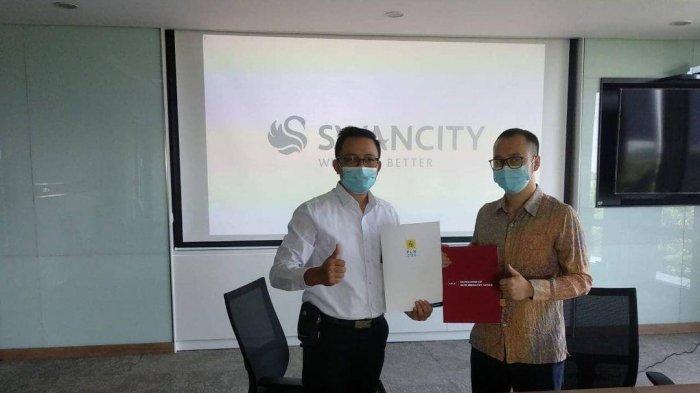 PLN UP3 Cikupa Sambung Listrik 2,2 MVA untuk Perumahan Lavon Swan City