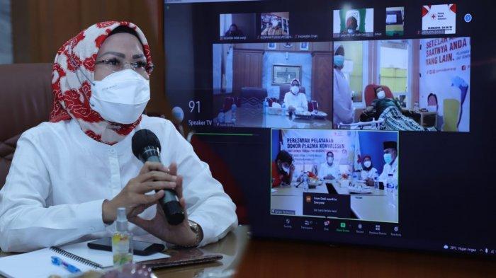 UDD PMI Kabupaten Serang Buka Layanan Plasma Konvalesen, Juga Layani Lebak, Cilegon, dan Pandeglang