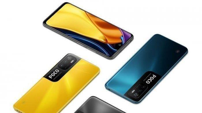 Harga dan Spesifikasi Poco M3 Pro 5G, Ponsel 5G yang Dibanderol Mulai Rp 2,5 Jutaan