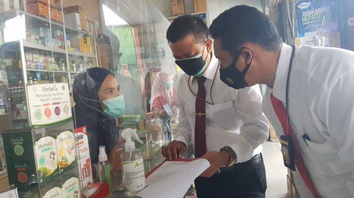Polda Banten dan Polres Serang Kota Cek Ketersediaan 11 Obat Covid-19 dan Oksigen, Ini Hasilnya