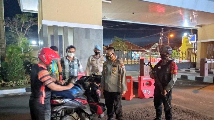Pengunjung Mapolda Banten Dicek, Penjagaan Diperketat, Ini Postingan Terduga Teroris di Instagram