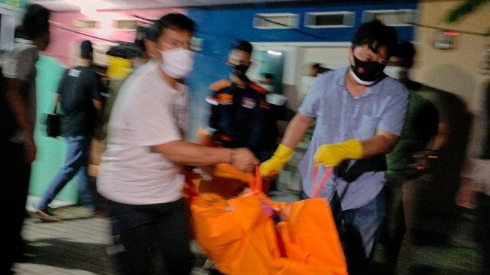 Jenazah Karyawan Hotel yang Ditemukan Tewas di Kramatwatu Dibawa ke RSDP Serang untuk Autopsi