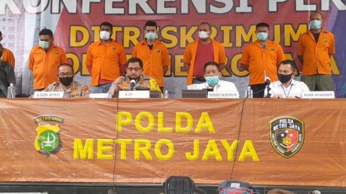30 Anak Buah John Kei Ditahan Polisi Karena Penyerangan di Green Lake City Tangerang