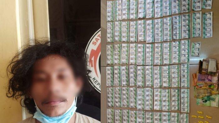 Lagi, Ribuan Tramadol dan Pil Kuning Ditemukan di Lebak, Kerap Disalahgunakan Remaja untuk Nge-fly