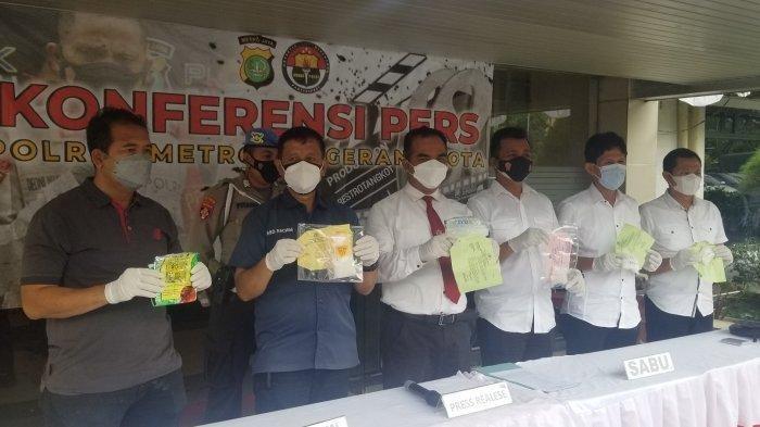 Polisi Ungkap Peredaran Sabu Lintas Lapas, Pelaku Manfaatkan Jaringan Komunikasi Narkoba
