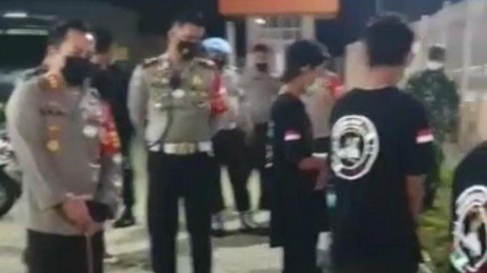 Polresta Tangerang Amankan 14 Anak di Bawah Umur di Pintu Tol Masuk DKI, Ingin Ikut Aksi 1812