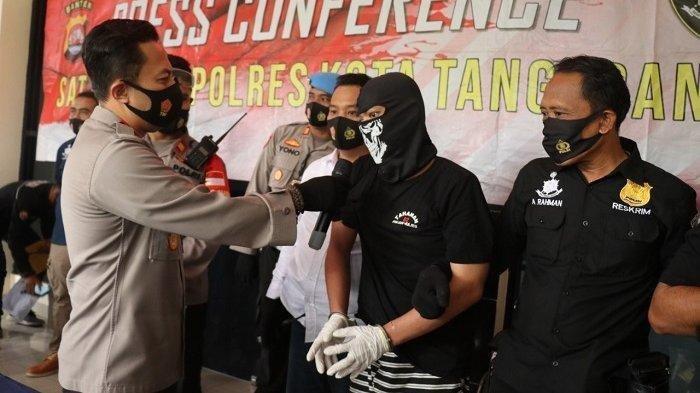 Polresta Tangerang Ungkap Sindikat Perampokan, Pelaku Sempat Gagal Karena Takut Melihat Korban