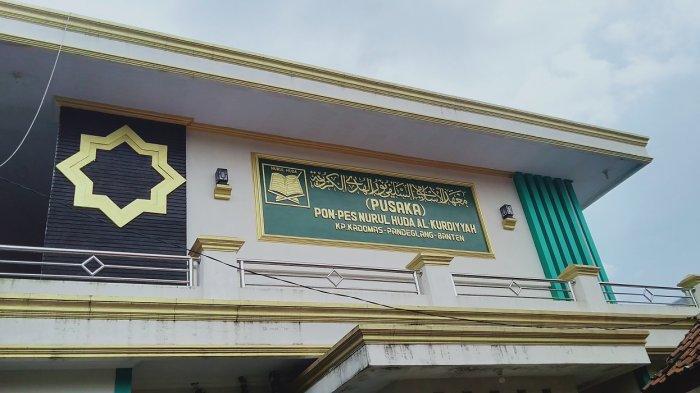 Santri Al-Lubad 234 Nurul Huda Al-Kurdiyyah Pandeglang Pasaran 15 Kitab Selama 20 Hari saat Ramadan