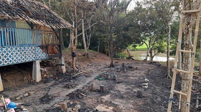Ponpes Riadusibbyan Terbakar, Kitab Santri Ikut Hangus, TribunBanten.com-Kitabisa.com Galang Donasi