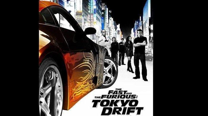 Sinopsis Film The Fast and The Furious: Tokyo Drift, Aksi Drifting di Jepang, Malam Ini di GTV