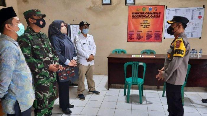 Update Covid-19, Empat Kecamatan di Kabupaten Pandeglang Banten Masuk Zona PPKM Mikro